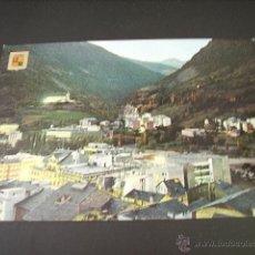 Postales: LES ESCALDES VALLS D'ANDORRA VISTA PARCIAL NOCTURNA. Lote 45050747