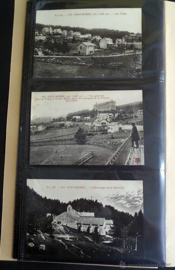 Postales: Colección de 30 Postales de FONT-ROMEU (Pirineos O.) de principios del siglo pasado. Sin circular - Foto 3 - 45069095