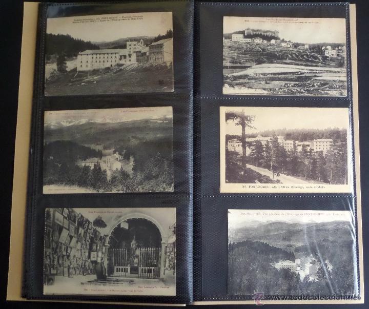 Postales: Colección de 30 Postales de FONT-ROMEU (Pirineos O.) de principios del siglo pasado. Sin circular - Foto 4 - 45069095