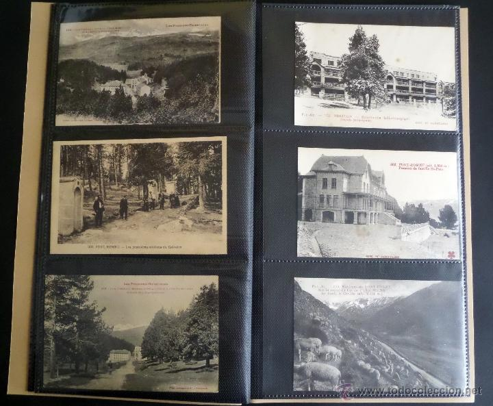 Postales: Colección de 30 Postales de FONT-ROMEU (Pirineos O.) de principios del siglo pasado. Sin circular - Foto 5 - 45069095