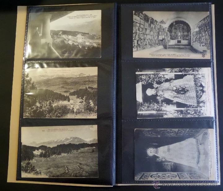 Postales: Colección de 30 Postales de FONT-ROMEU (Pirineos O.) de principios del siglo pasado. Sin circular - Foto 6 - 45069095