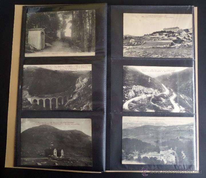 Postales: Colección de 30 Postales de FONT-ROMEU (Pirineos O.) de principios del siglo pasado. Sin circular - Foto 7 - 45069095