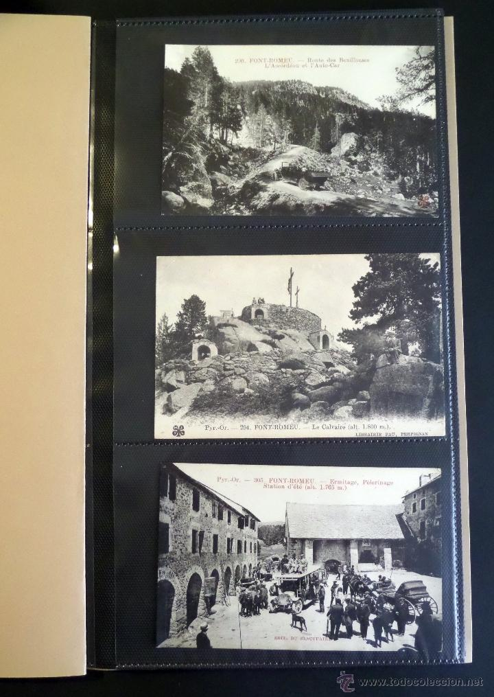 Postales: Colección de 30 Postales de FONT-ROMEU (Pirineos O.) de principios del siglo pasado. Sin circular - Foto 8 - 45069095
