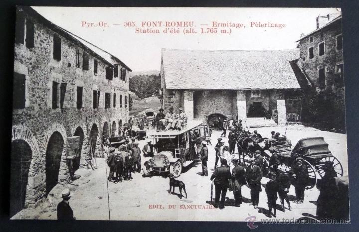 Postales: Colección de 30 Postales de FONT-ROMEU (Pirineos O.) de principios del siglo pasado. Sin circular - Foto 14 - 45069095