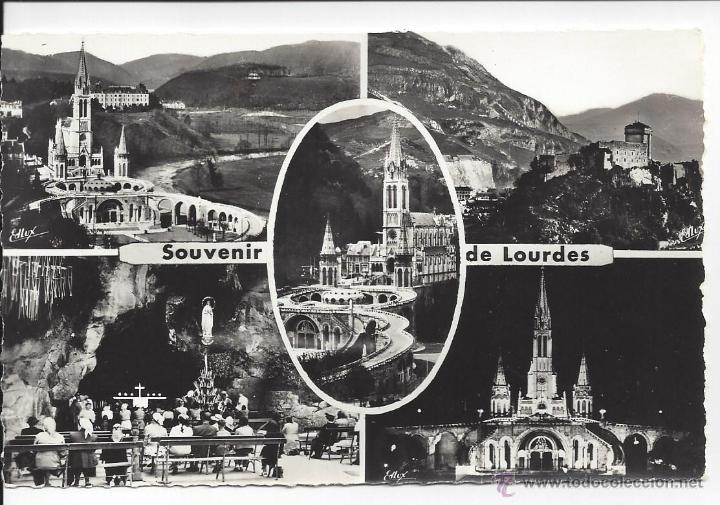 LOURDES. Nº 205. EDIT. DOUCET (Postales - Postales Extranjero - Europa)