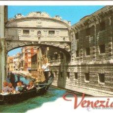 Cartes Postales: VENECIA (ITALIA),EL PUENTE DEL SUSPIRO - ROTALSELE 0079 - SIN CIRCULAR. Lote 45369393