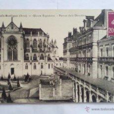 Postales: ANTIGUA POSTAL LA CHAPELLE-MONTLIGEON, DISTRITO DE ORNE. Lote 45403024