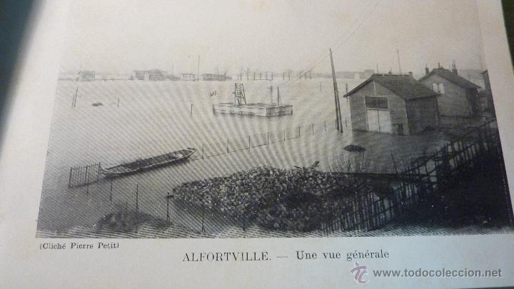 Postales: Librito album 20 fotos foto Paris inundaciones 1910 Paris Inonde 18 / 24 - Foto 4 - 45456061