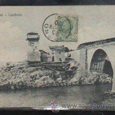 Postales: TARJETA POSTAL DE LIVORNO - CALAFURIA. 42.. Lote 45513052