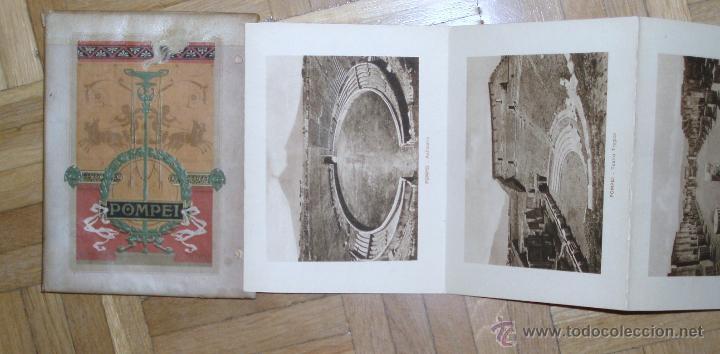 Postales: 36 Postales Pompeya ppios siglo XX - Foto 2 - 45560793
