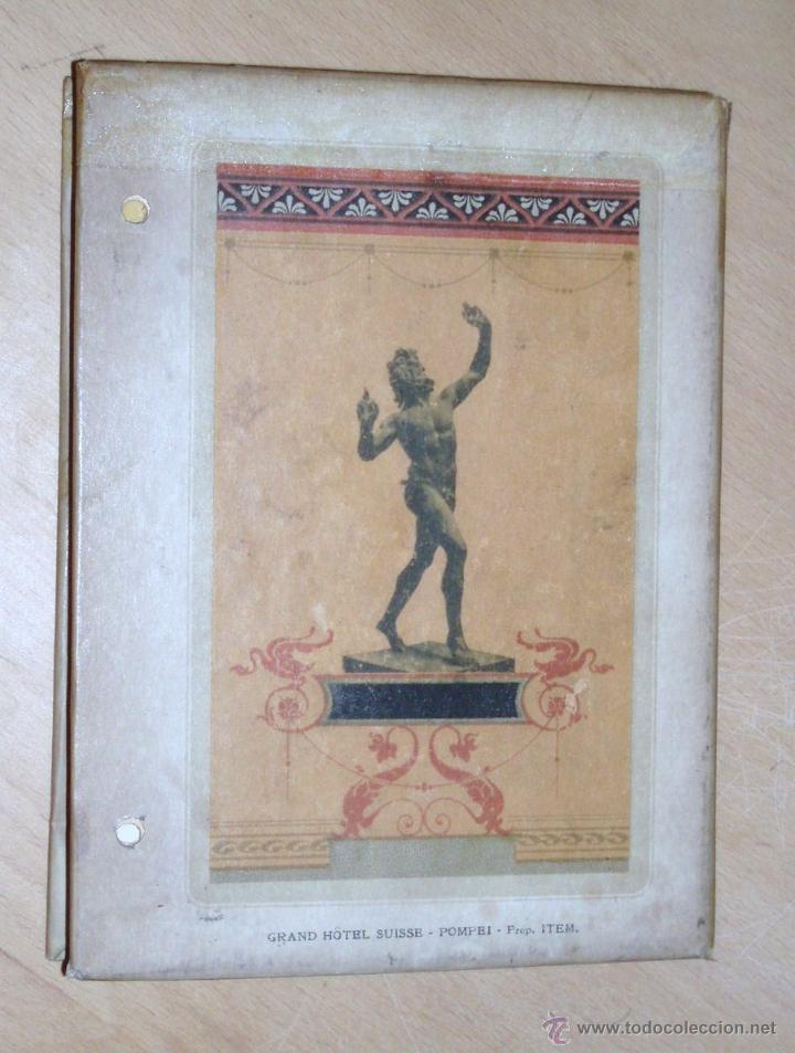 Postales: 36 Postales Pompeya ppios siglo XX - Foto 5 - 45560793