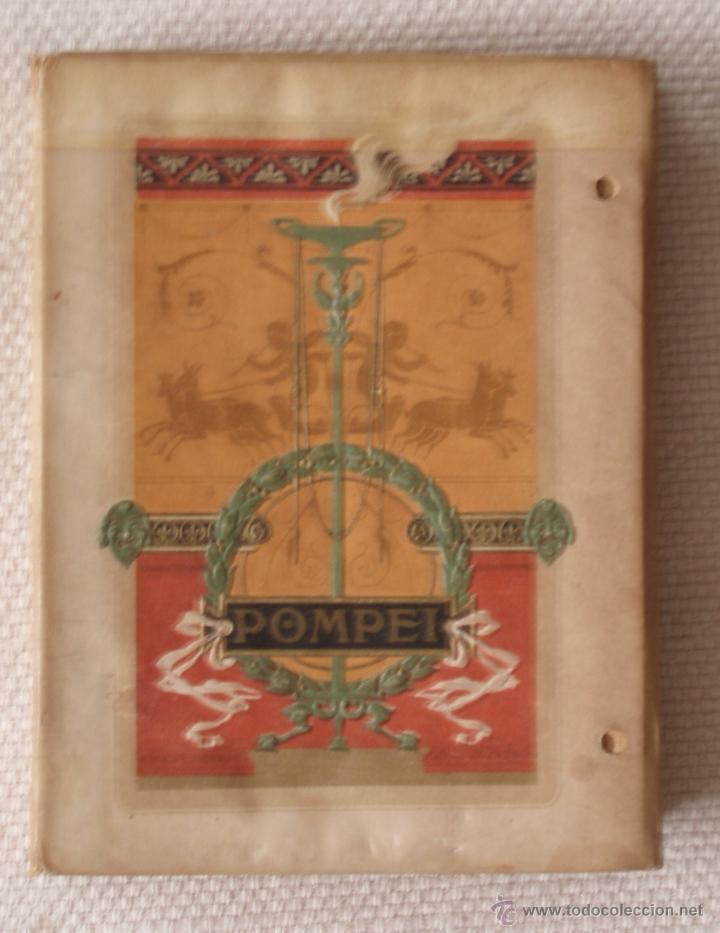 Postales: 36 Postales Pompeya ppios siglo XX - Foto 6 - 45560793
