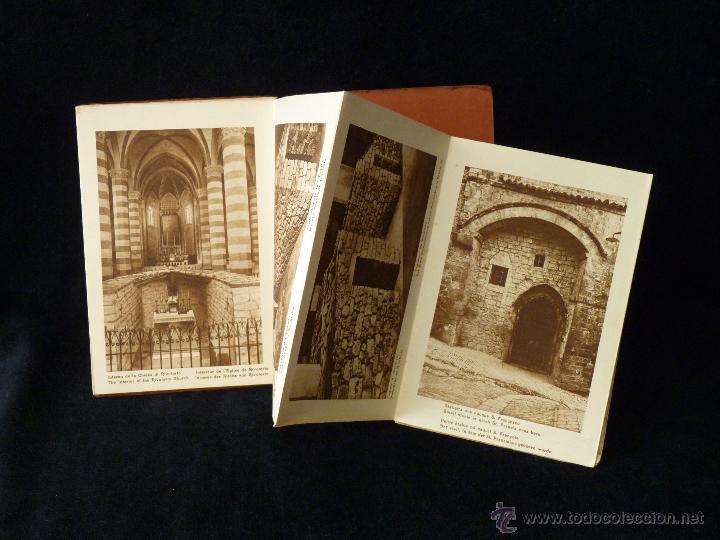 Postales: LIBRO DE 32 POSTALES DE ASIS. RICORDO DI ASSISI. CIVICCHIONI - CHIAVARI. AÑOS 50 - Foto 2 - 45660818