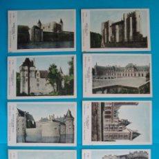 Postales: COLECCION DE 13 POSTALES DE FRANCIA, COLECCION DE LA SOLUCION PAUTAUBERGE 5TA SERIE Y 7ª SERIE. Lote 45714196