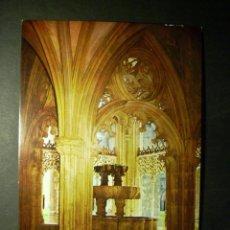 Postales: 8185 PORTUGAL BATALHA MONASTERIO MONASTERY POSTCARD POSTAL AÑOS 60/70 - TENGO MAS POSTALES. Lote 45775509