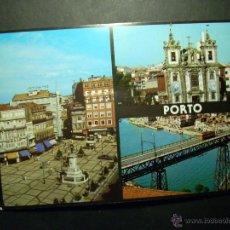 Postales: 8190 PORTUGAL OPORTO PORTO POSTCARD POSTAL AÑOS 60/70 - TENGO MAS POSTALES. Lote 45775584