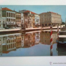 Postales: PORTUGAL: AVEIRO, CANAL CENTRAL. Lote 45912984