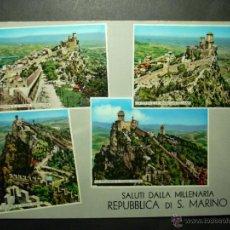 Postales: 8414 EUROPA REPUBLICA DE SAN MARINO POSTCARD POSTAL AÑOS 60/70 - TENGO MAS POSTALES. Lote 45932161