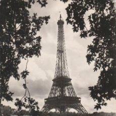Postales: Nº 14970 POSTAL PARIS THE EIFFEL TOWER FRANCIA. Lote 45935721
