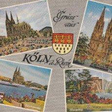 Postales: Nº 14905 POSTAL KÖLN ALEMANIA. Lote 45939192