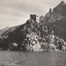 Postales: Nº 14913 POSTAL PORTO CORSE LA TOUR DE PORTO ITALIA. Lote 45939623
