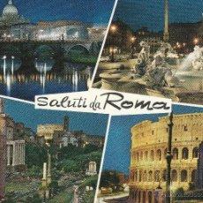 Postales: Nº 14760 POSTAL ROMA ITALIA. Lote 45953010