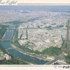 Postales: Nº 14719 POSTAL EN AVION SUR PARIS FRANCIA. Lote 45953221