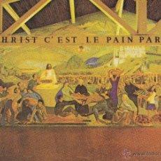 Postales: Nº 14747 POSTAL LA FRESQUE DU PAIN PARTAGÉ FRESQUE DE MONSIEUR AMBROZELLI. Lote 45953268