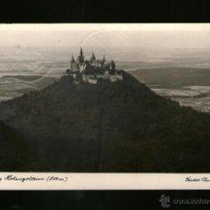 Postales: CASTILLO HECHINGEN ALEMANIA CIRCULADA 1934 - POSTAL. Lote 46097494