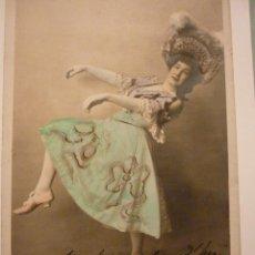 Postales: BELGICA CIRCULADA 1910. ARTISTA LE CARE WALR. LES SDEURS SÉRES. Lote 46194411