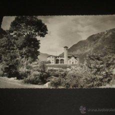 Postales: ENCAMP ANDORRA EMISORA DE RADIO ANDORRA. Lote 46221130