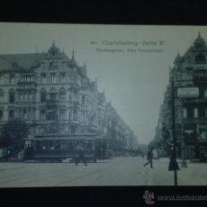 Postales: CHARLOTTENBURG - BERLIN W. NÜRBERGERSTR. , ECKE TAUENTZIENSTR.. Lote 46384138
