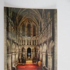 Postales: BRUSELAS - BRUXELLES - BRUSSEL - CATHÉDRALE ST. MICHEL, MAÏTRE-AUTEL. Lote 46442078