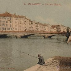 Postales: Nº 18893 POSTAL BAYONNE LE PONT MAYOU FRANCIA. Lote 46515929