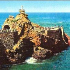 Cartes Postales: BIARRITZ (FRANCIA), LA ROCA DE LA VIRGEN - EDIT. YVON Nº 64 - SIN CIRCULAR. Lote 46660646