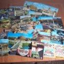 Postales: LOTE 23 POSTALES DE LA BONITA CIUDAD DE ROMA. Lote 46739105