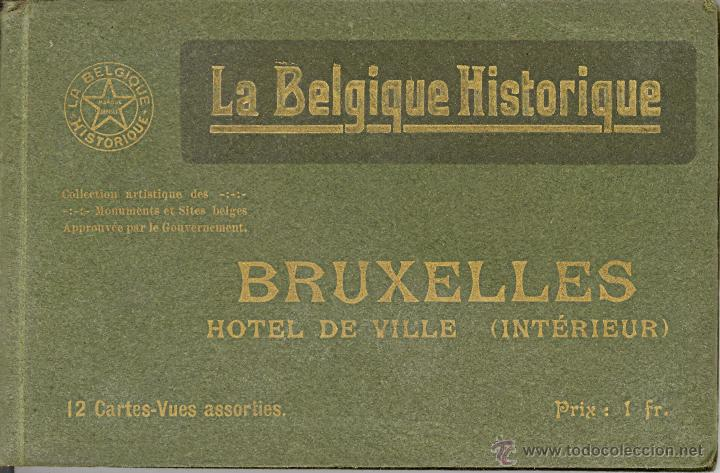 Postales: 2 album de La Belgique Historique Published by Desaix, Brussels - Foto 2 - 46797396