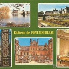 Postales: ** P368 - POSTAL - CHATEAU DE FONTAINEBLEAU - SIN CIRCULAR. Lote 46886646