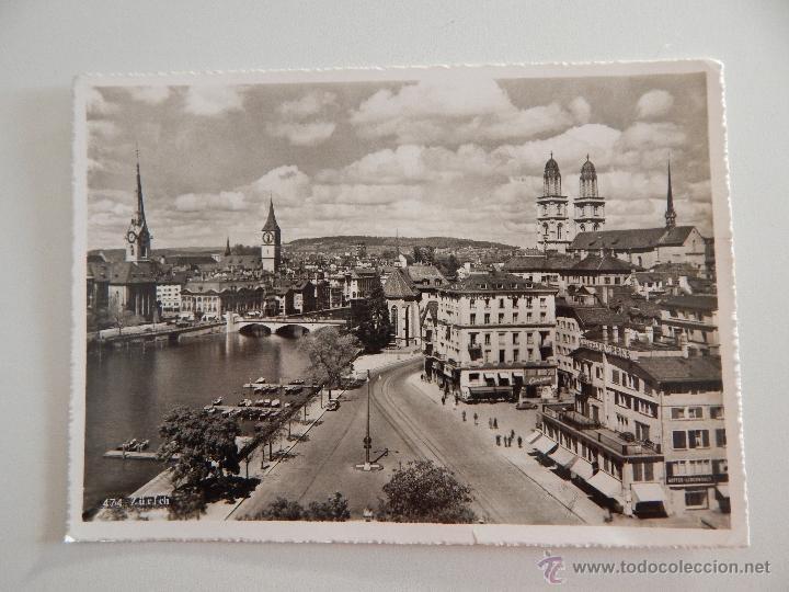 ZURICH (Postales - Postales Extranjero - Europa)