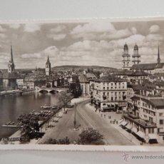 Postales: ZURICH. Lote 47061157