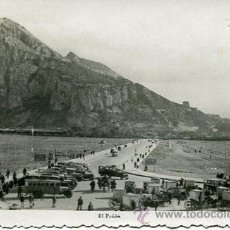 Postales: GIBRALTAR-CARROS-AUTOBUSES-1950-. Lote 47092437