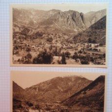 Postales: 3 POSTALES DE V. CLAVEROL ANDORRA SIN DEDICAR. Lote 47156213