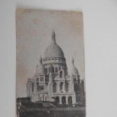Postales: PARIS: BASILIQUE DU SACRÉ-COEUR. Lote 47287277