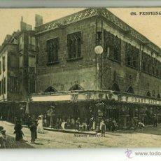 Postales: TACO 10 POSTALES ANTIGUAS PERPIGNAN (FRANCIA). EDICION NAVARRO ANIMADAS. Lote 47554708