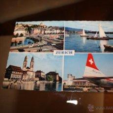 Postales: ZURICH. Lote 47567072