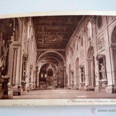 Postales: PEDIDO MINIMO 5 POSTALES POSTAL ANTIGUA 1925 ROMA - CIRCULADA. Lote 47679533