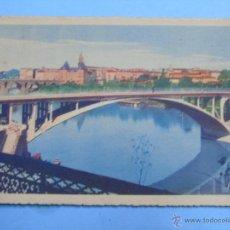Postales: POSTAL DE FRANCIA. AÑOS 30 40. MONTAUBAN LE PONT VIEUX ET LE PONT NEUF. 619. Lote 47963626