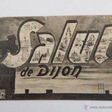 Postales: SALUT DE DIJON. Lote 48161827