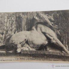 Postales: BELFORT: LE LION. Lote 48309107