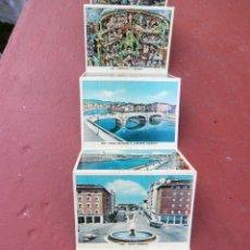 Postales: LOTE DE 20 POSTALES ENCADENADAS - ITALIA - PISA - A COLOR - 10,5 CM X 7,5 CM - AÑOS' 50. Lote 48359122